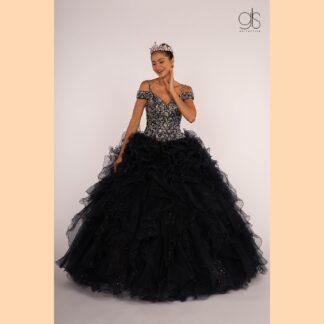 efd2afe19ea GLS GL2516 Elizabeth K Beaded Ball Gown
